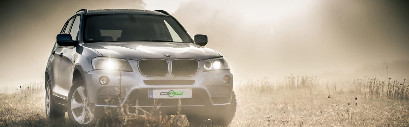 Dieselpartikelfilter reinigen für BMW Fahrzeuge