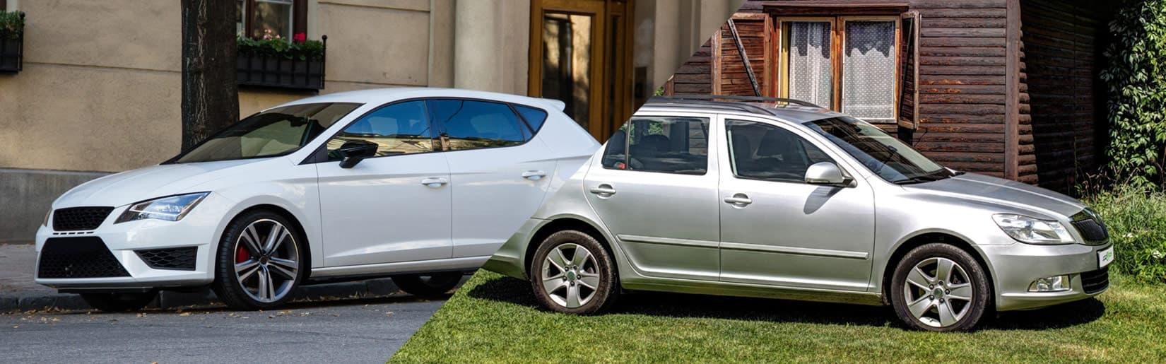 Dieselpartikelfilter reinigen für SEAT und Skoda Fahrzeuge