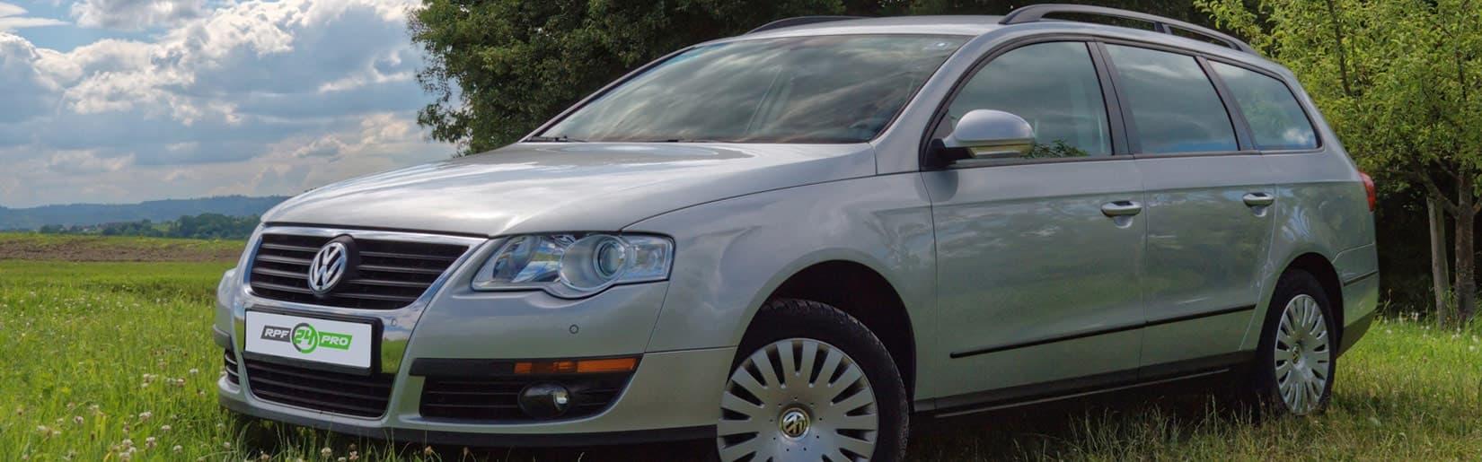 Dieselpartikelfilter reinigen für VW Fahrzeuge